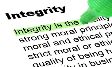 Integrity and brand reputation