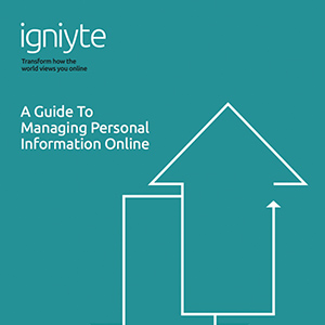 A Guide to Managing Your Personal Information Online