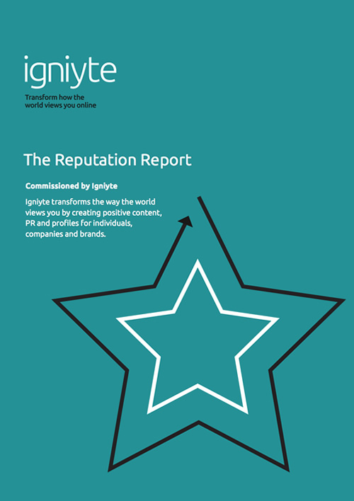 The Reputation Report - Igniyte DISABLED