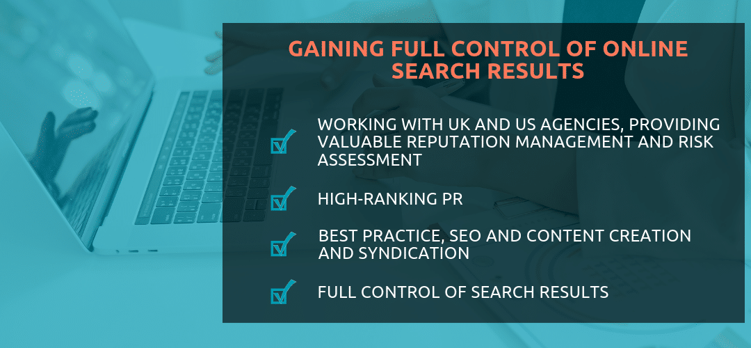 Gaining Full Control Of Online Search Results